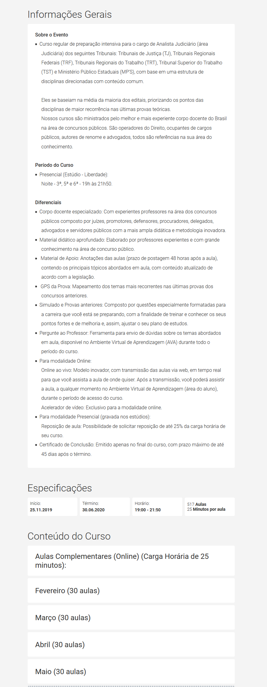 Analistas dos Tribunais TJ 2020 1 - dam.