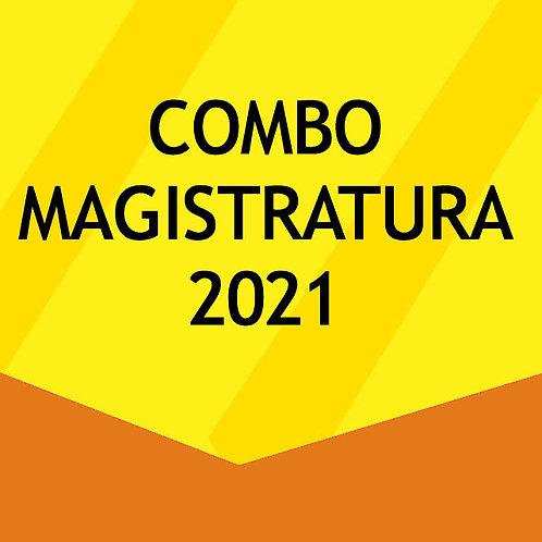 Combo Magistratura Estadual 2021 - Juiz de Direito 2021