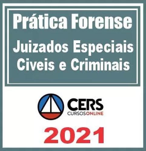 Prática Forense (Juizado Civil, Criminal e Fazenda Pública) Cers 2021