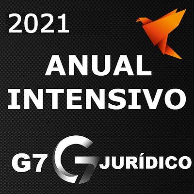 Carreiras Juridicas G7 2021 anual I e II + Complementares + Legislação Penal
