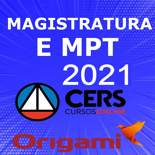 Magistratura e Ministério Público Estaduais [2021] CS