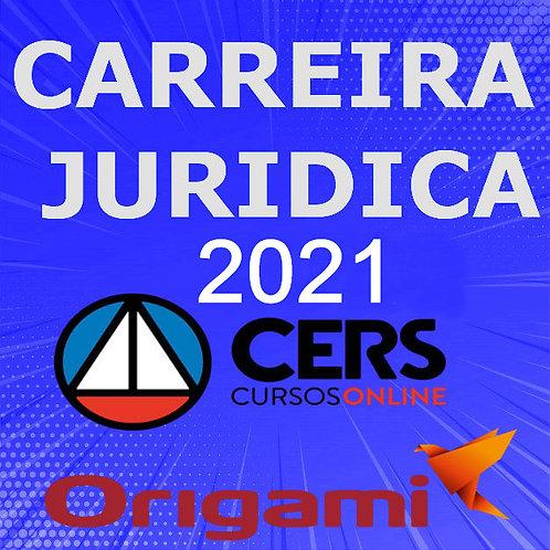 Carreira Jurídica - Módulos 1 e 2 [2021] + Disciplinas complementares + LPE 2021