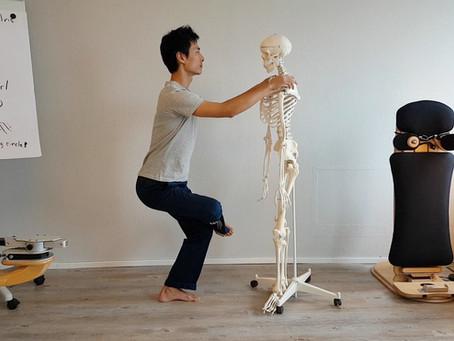 """Ohayo 1min stretching """"Leg"""""""