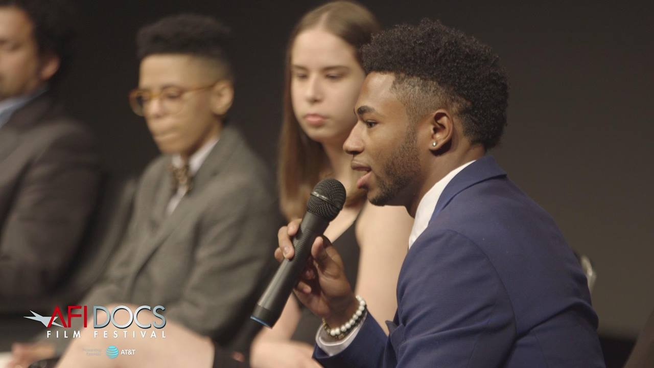 PERSONAL STATEMENT Post-Screening Q&A at AFI DOCS 2018