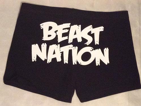 Women's BEASTNation Shorts