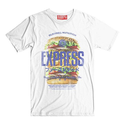 OS Nutrition -Burger