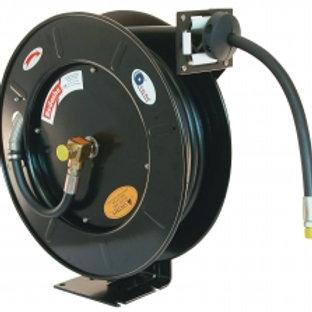 C808-466L - Open Frame Reel & 20m Hose - Air/Water