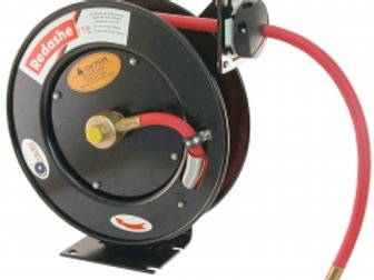 C809-325L - Open Frame Reel & 8m Hose - Air/Water