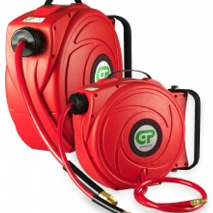 HR5-309 - 9mtr Compact Retractable Red Case Hose Reel