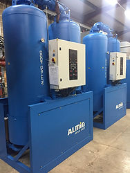 ALMIG DESICCANT DRYERS ALM-WD 4000