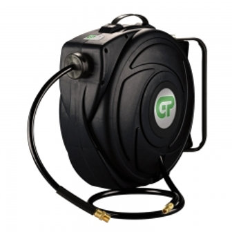 HR5-315BCBKH - 17mtr Retractable Black Case Hose Reel