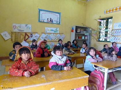 sourires des rizières, vietnam-humanitaire-aide-enfants-éducation-agriculture-don-ong, Eric Ythier