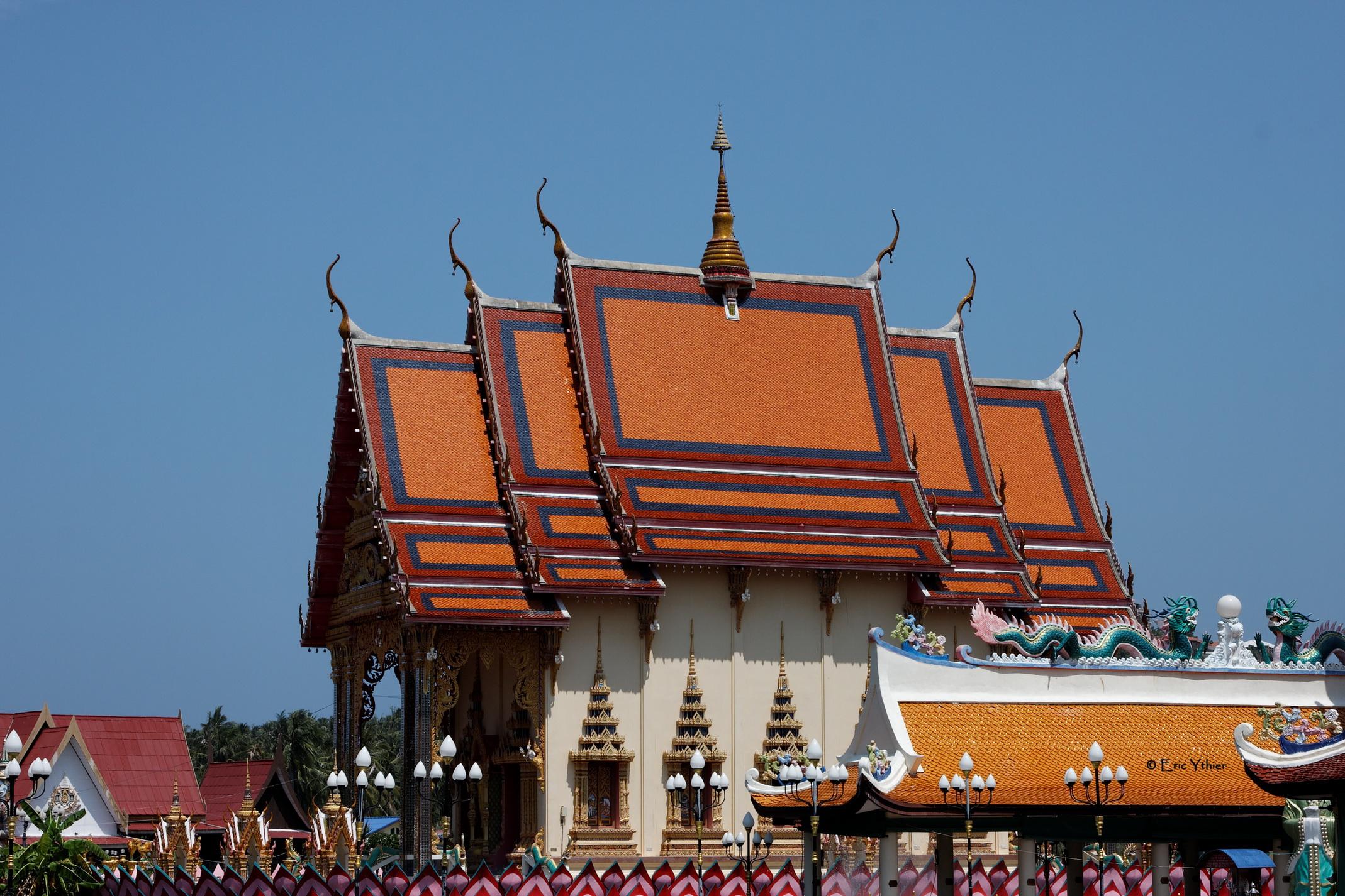 Pagode - Koh Samui - Thaïlande