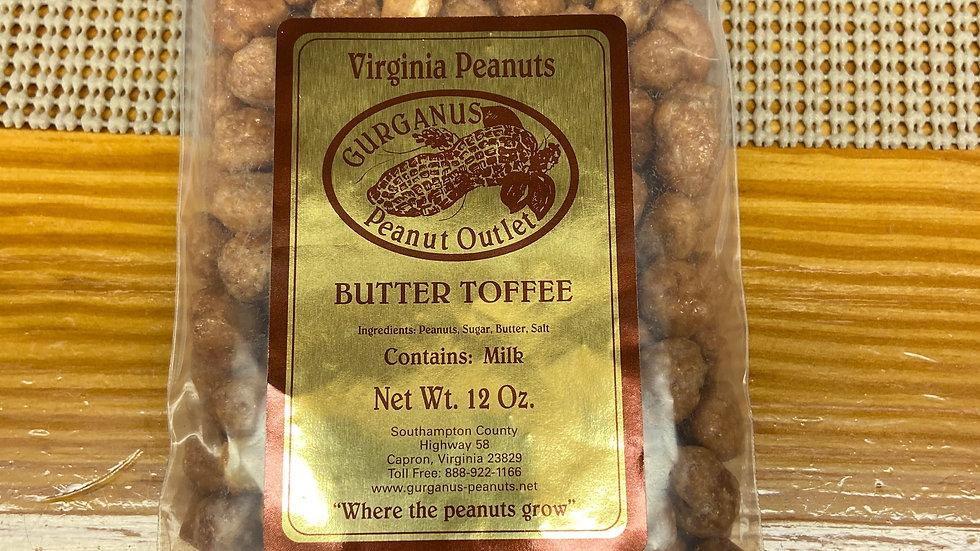 Butter Toffee, Sealed Bag  (12 oz)