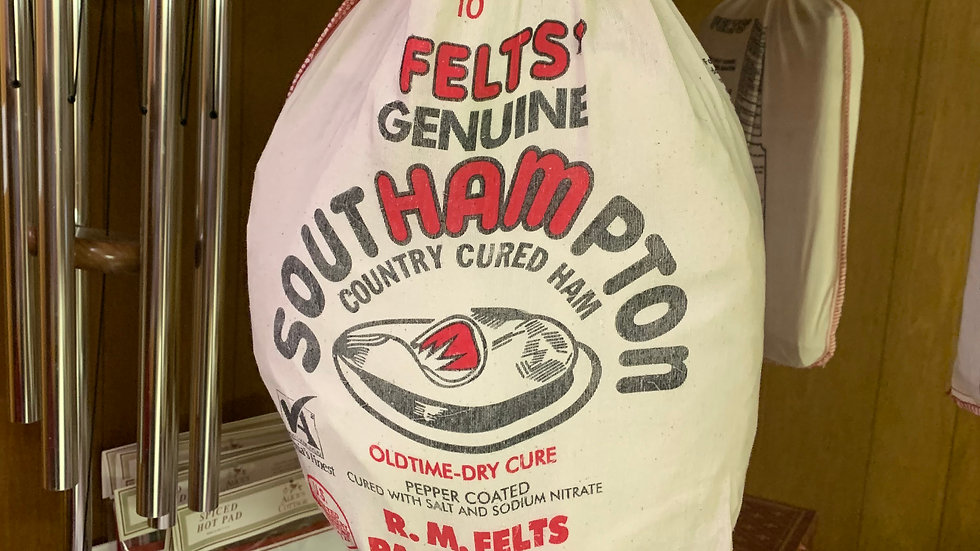 Country Cured Ham  (11-12 LB)