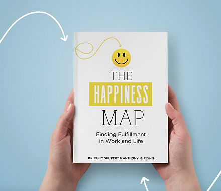 The Happiness Map Book Paperback