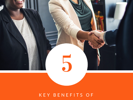 5 Key Benefits of Working With a Business Coach