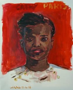 Portraits AP-HP 2016-17 Cathy