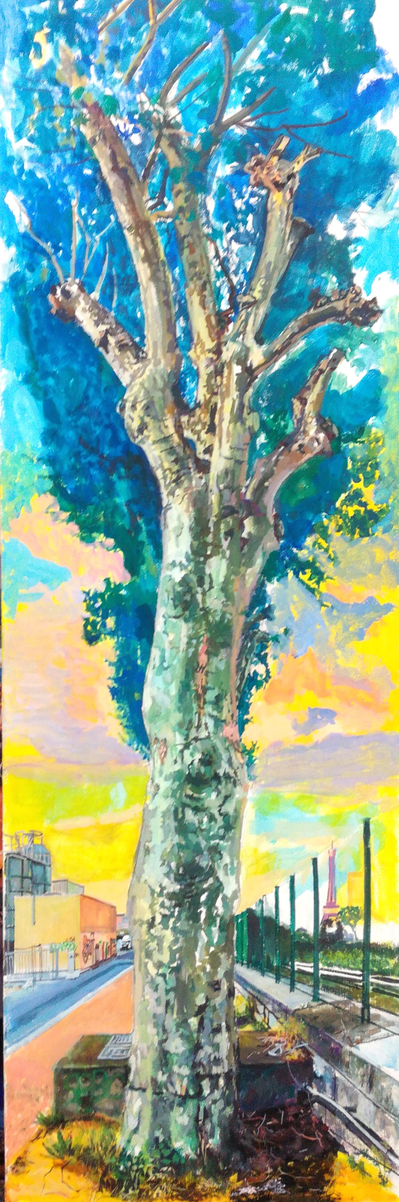 L'arbre parisien deux