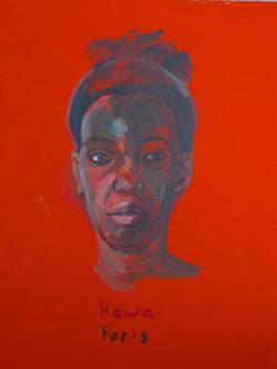 Portraits AP-HP 2016-17 65 x54 cm