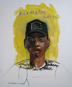 Portraits AP-HP 2016-17 Kenneth