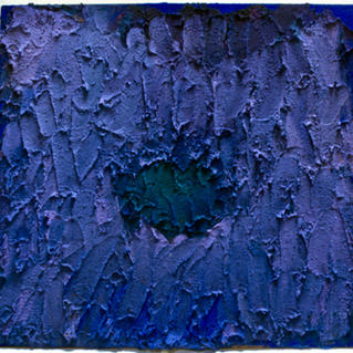 From Serie Stain 2 - Marc GOLDSTAIN 1994 1997 - Mixed Technic On Panel