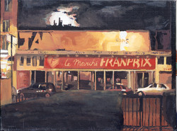 Franprix by night 2003
