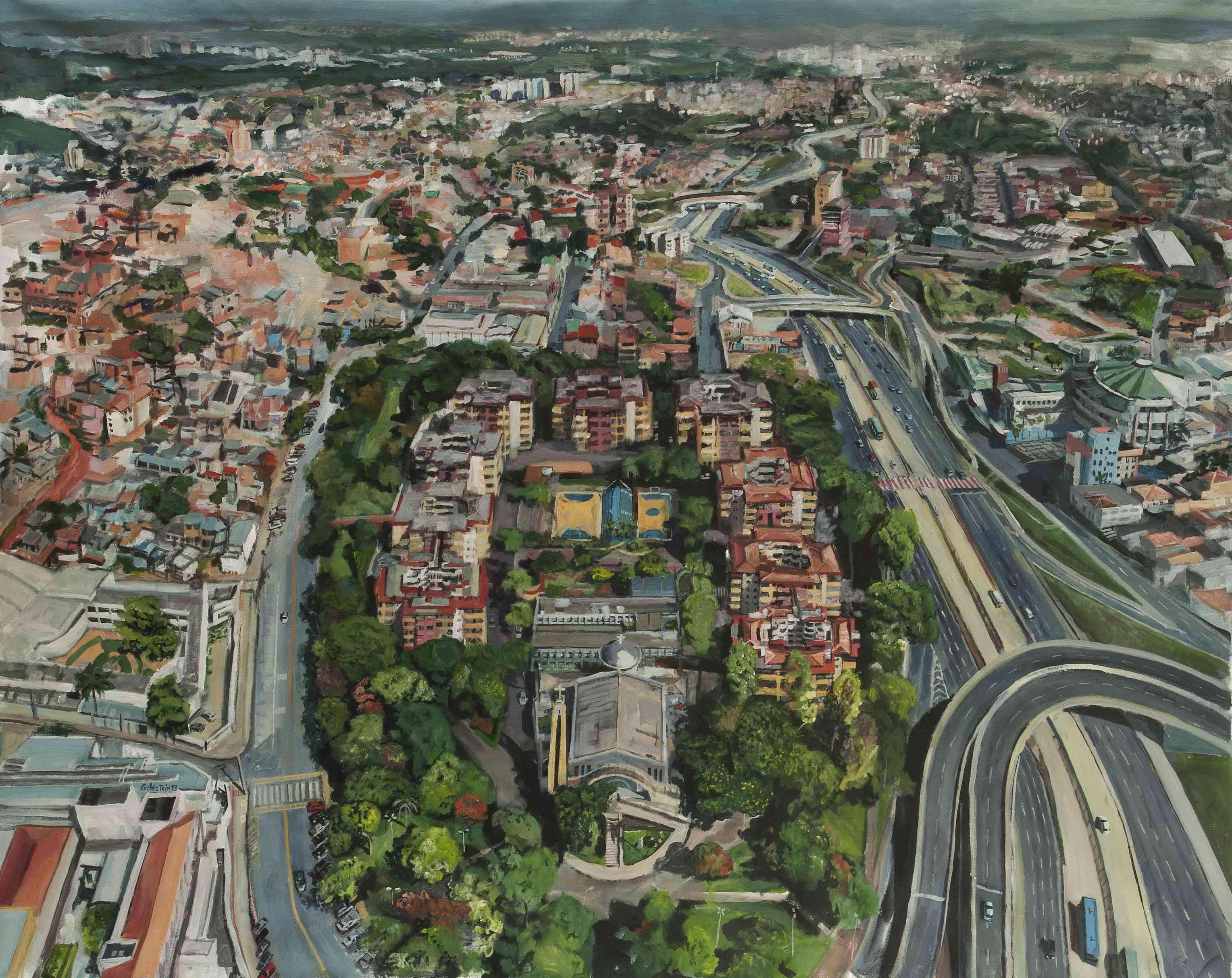 Aerial Belo Horizonte