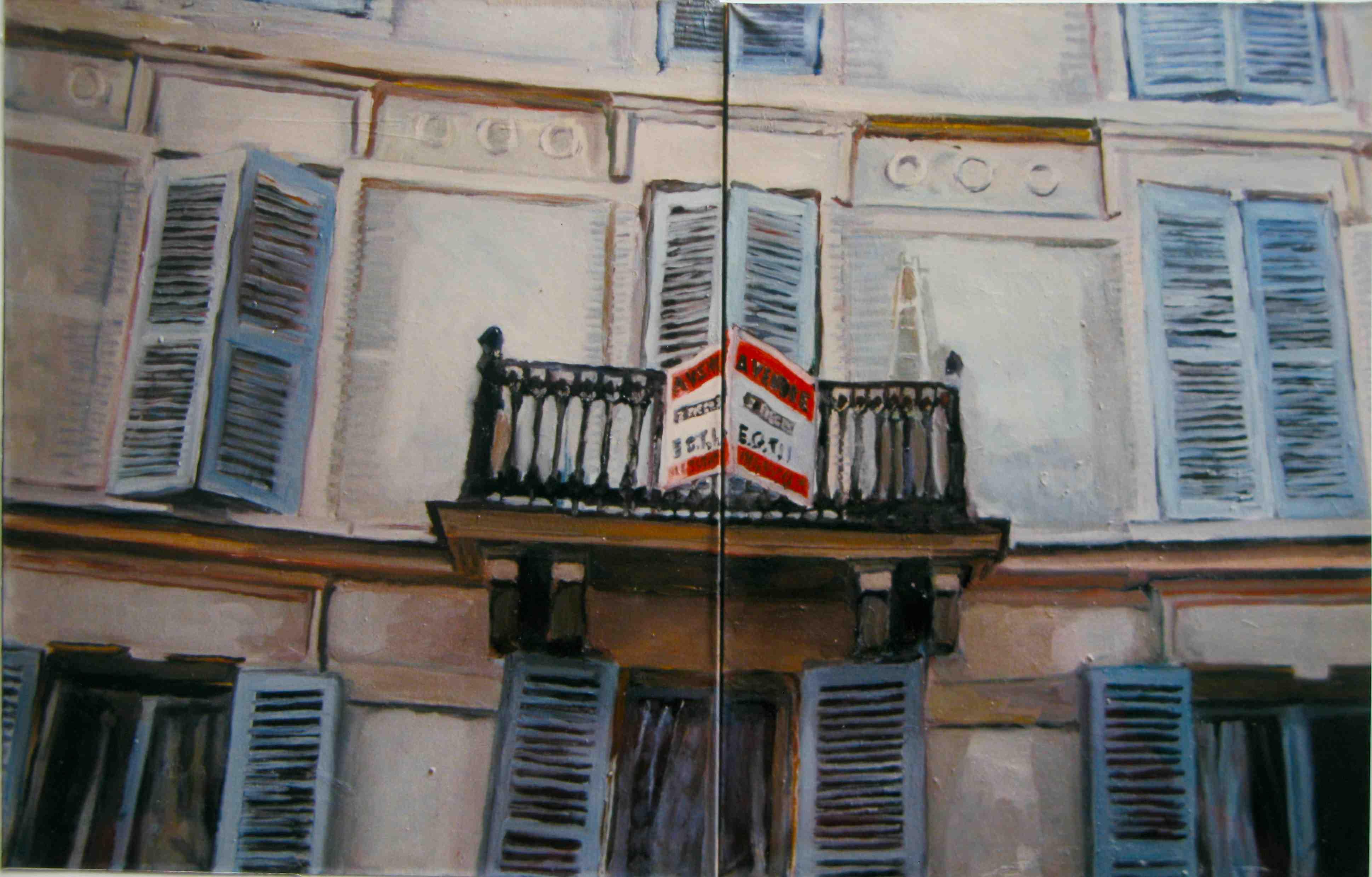 A vendre, Paris 1996