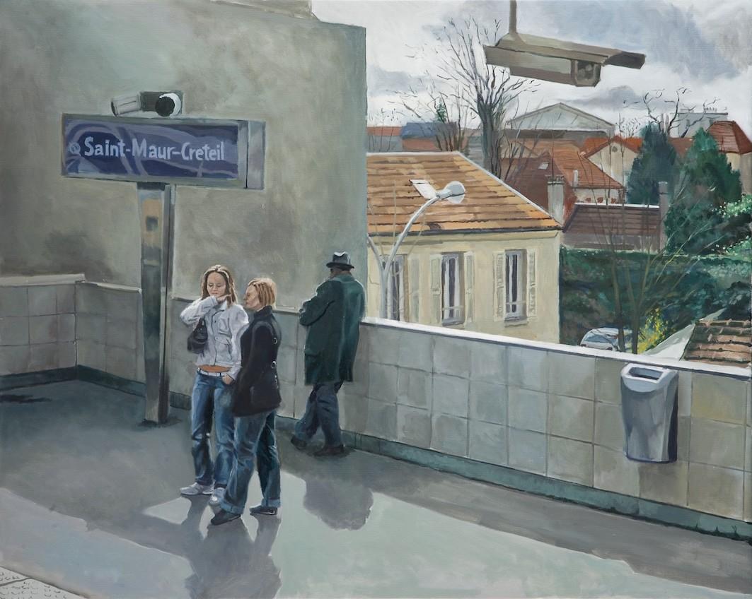 RER Saint-Maur 2010