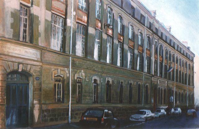 Rue Jeann d'Arc Paris 1997