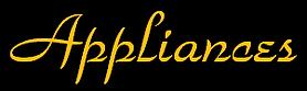 Appliances Title