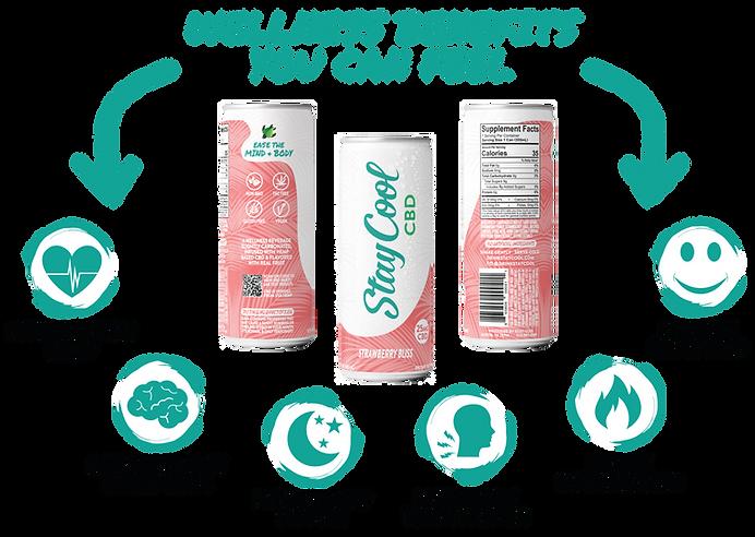 Wellness Benefits You Can Feel Dark Gree