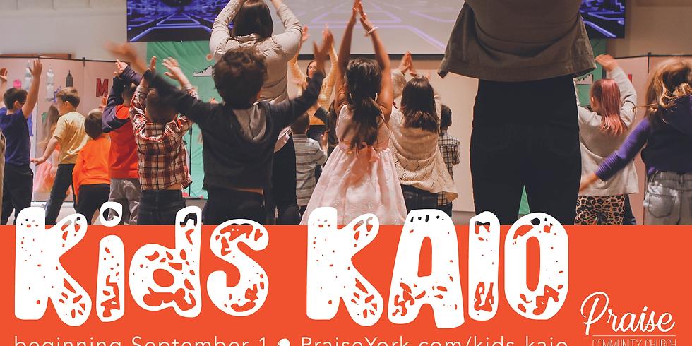 Kid's KAIO - Season 3 - Fall 2021