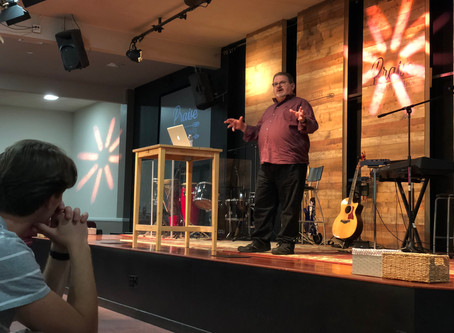 5.3.2018 - Freedom From PTSD - Dr. Mike Hutchings