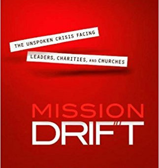"""Mission Drift"" - book review"