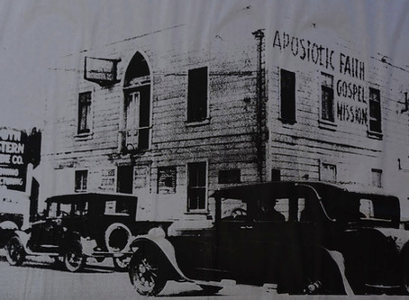 Azusa Street - Fresh Wind at the Turn of the 20th Century - Part I