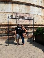 #milestomagnolia