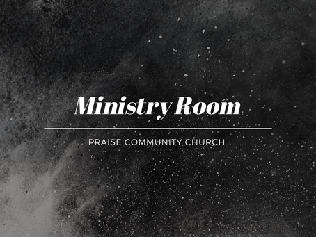 Praise Ministry Room | 1 Year Later
