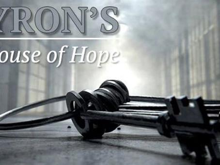 Byron's House of Hope Needs List