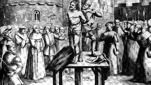 tyndale martyr