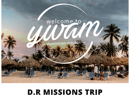 Dominican Republic Missions Trip