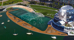 CitySurf Surfpark Venue