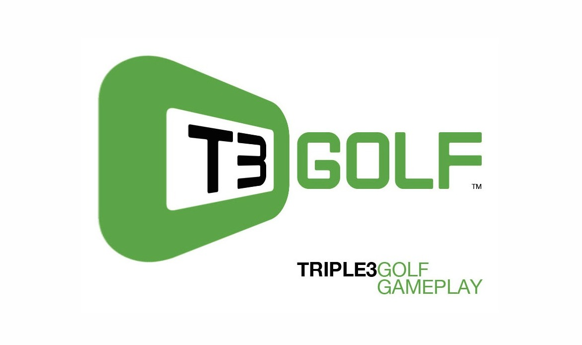 T3GOLF GAMEPLAY