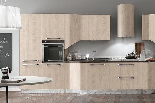 Moderne Küche Milly1  ohne oder mit Geräten