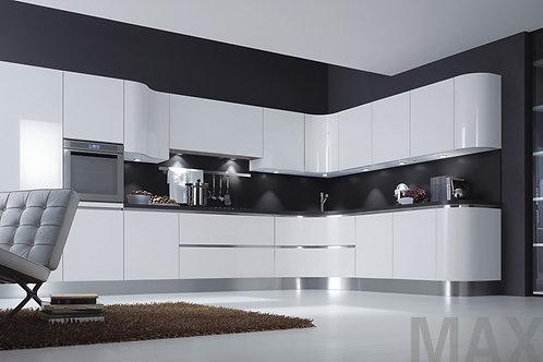 Future Kitchen mit Geräte