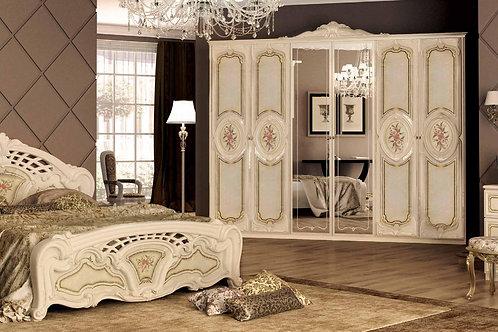 Schlafzimmer Set Beige-gold 2