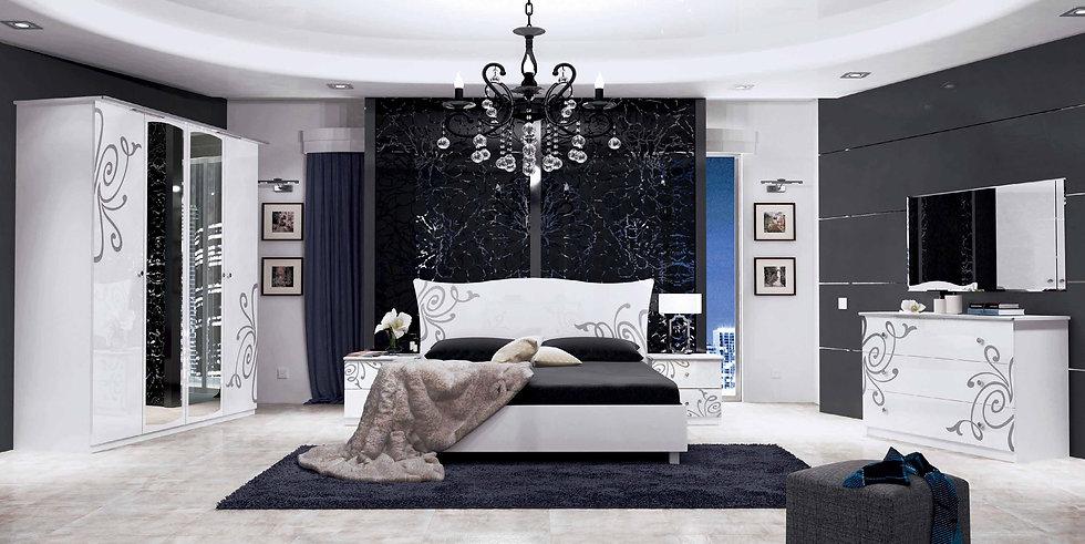 Schlafzimmer Set Bogema