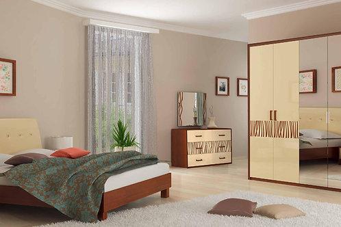 Schlafzimmer Set Terra Vanile