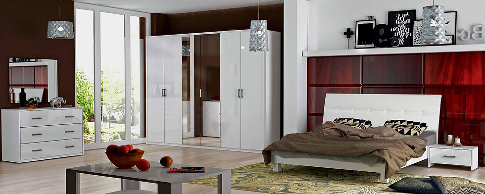 Schlafzimmer Set Roma